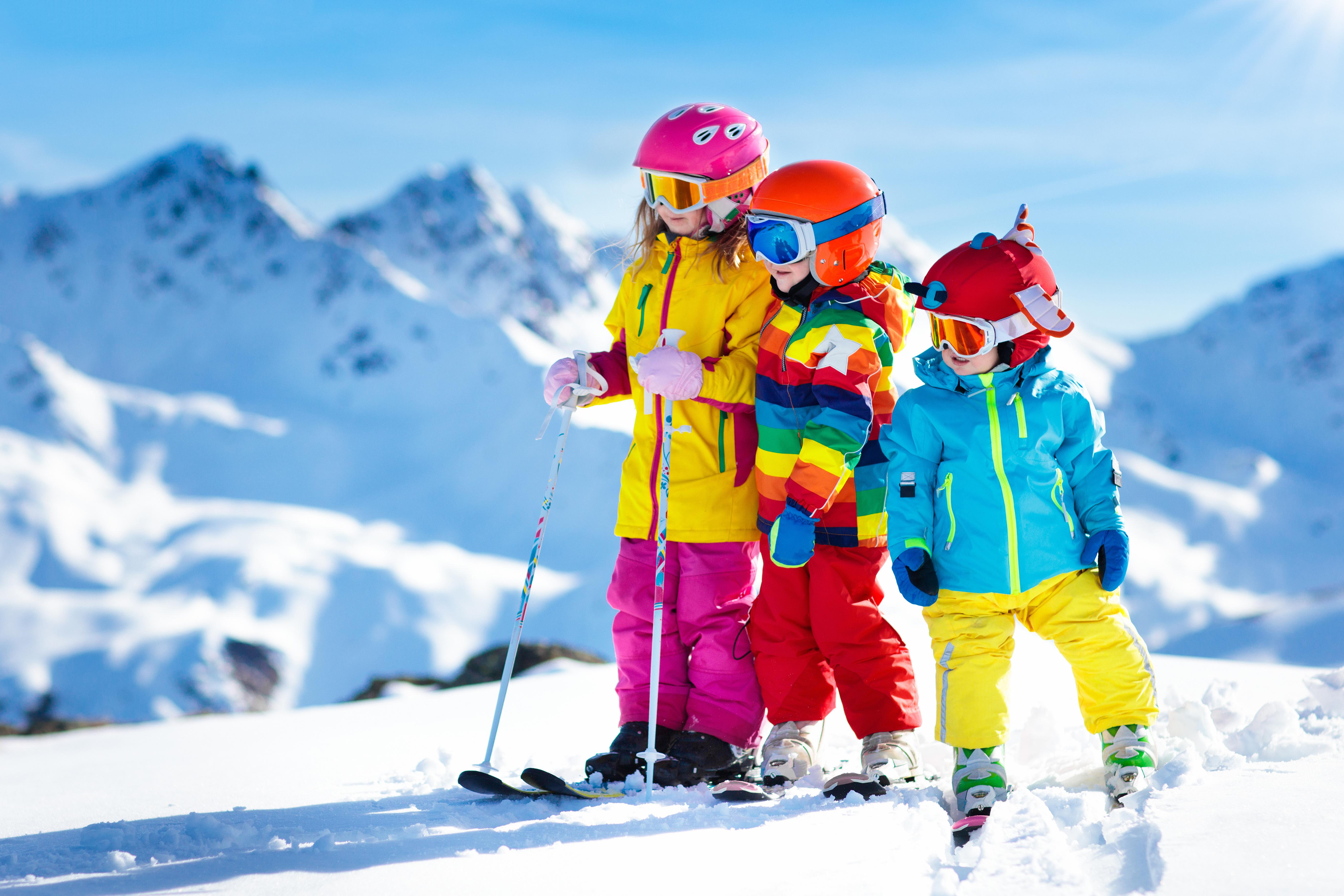 Jakie narty dla dziecka? Podpowiadamy!