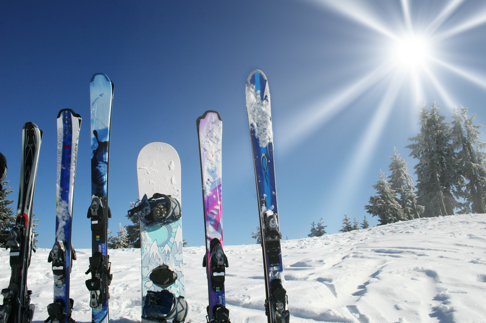 Jak przygotować narty do sezonu? Podpowiadamy!