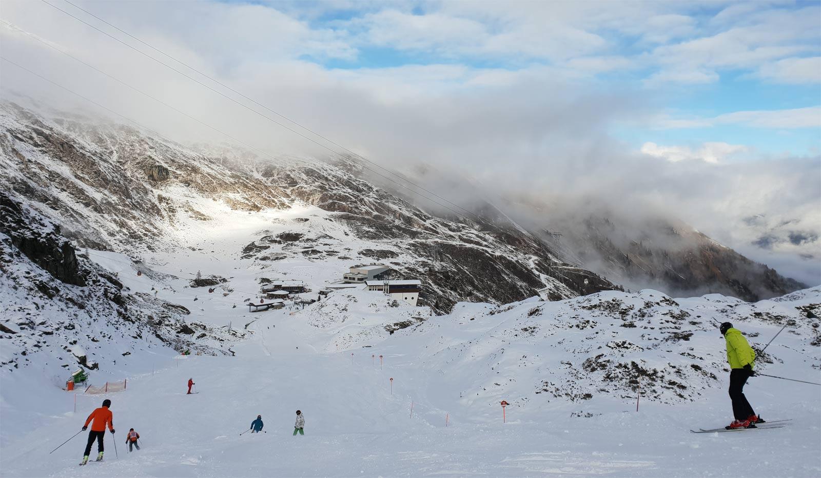 Na narty, ale gdzie?