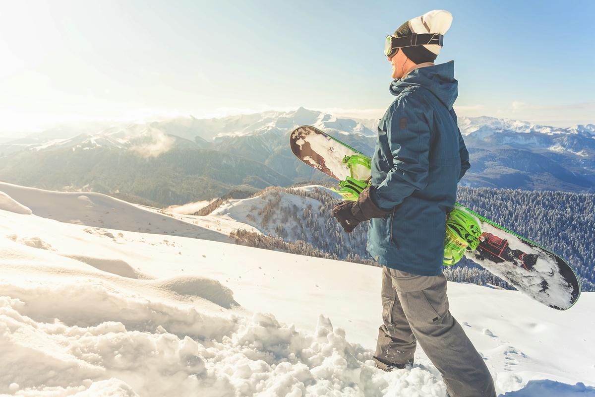 Wszystko dla miłośników snowboardu