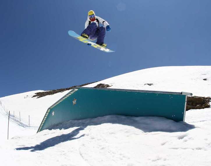 Ochraniacze snowboardowe