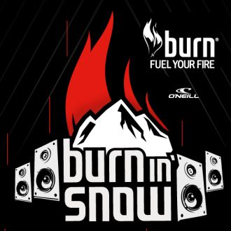 Burn in Snow